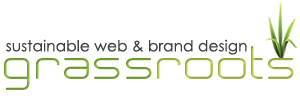 Grassroots Consulting – Organic Web Design for Entrepreneurs Logo